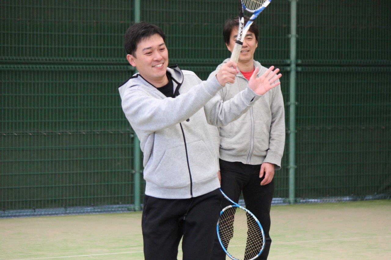 誰でも参加OK!山田テニスクラ部活のお知らせ