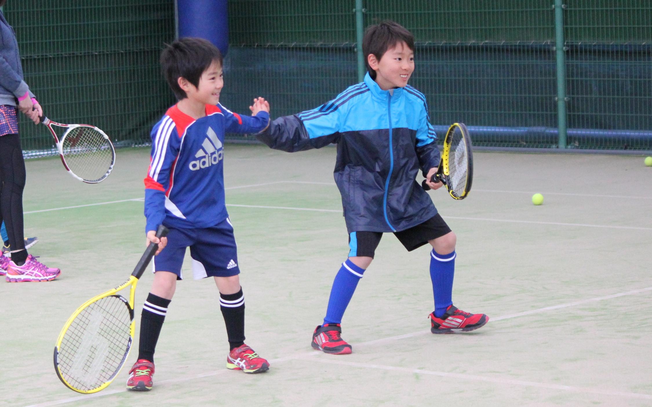 4月のワン☆コインテニス